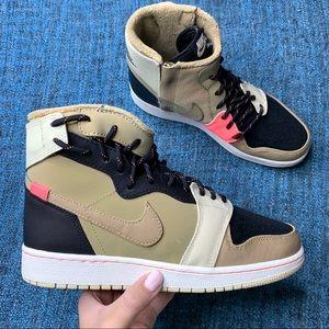 NWOT Nike Air Jordan Retro 1 Rebel XX Sneakers